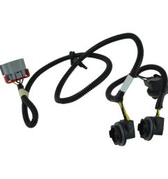 oem tail light lamp wiring harness lh driver side for chevy silverado gmc sierra [ 1200 x 1200 Pixel ]