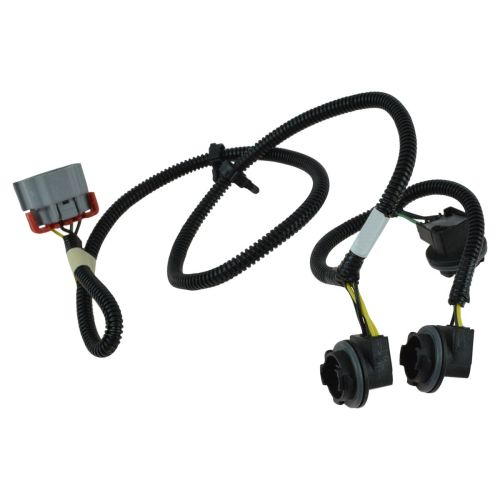 small resolution of oem tail light lamp wiring harness lh driver side for chevy silverado gmc sierra