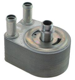 oem 2c2z6a642cc engine oil cooler for 05 14 ford econoline van v8 4 6l 5 4 [ 1200 x 1200 Pixel ]