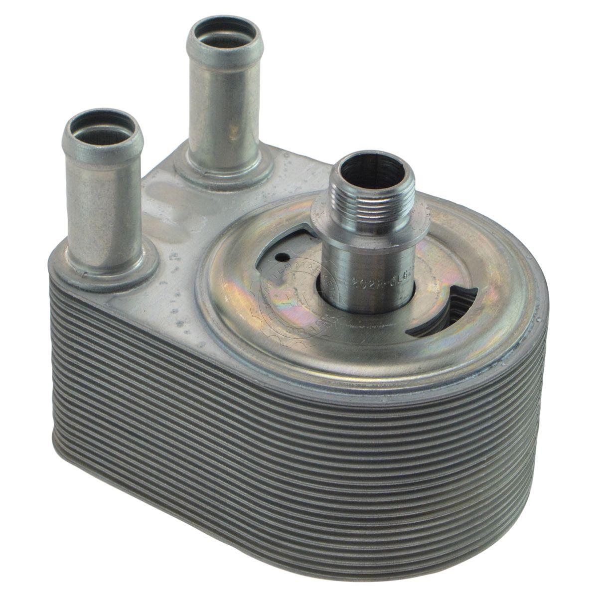 hight resolution of oem 2c2z6a642cc engine oil cooler for 05 14 ford econoline van v8 4 6l 5 4