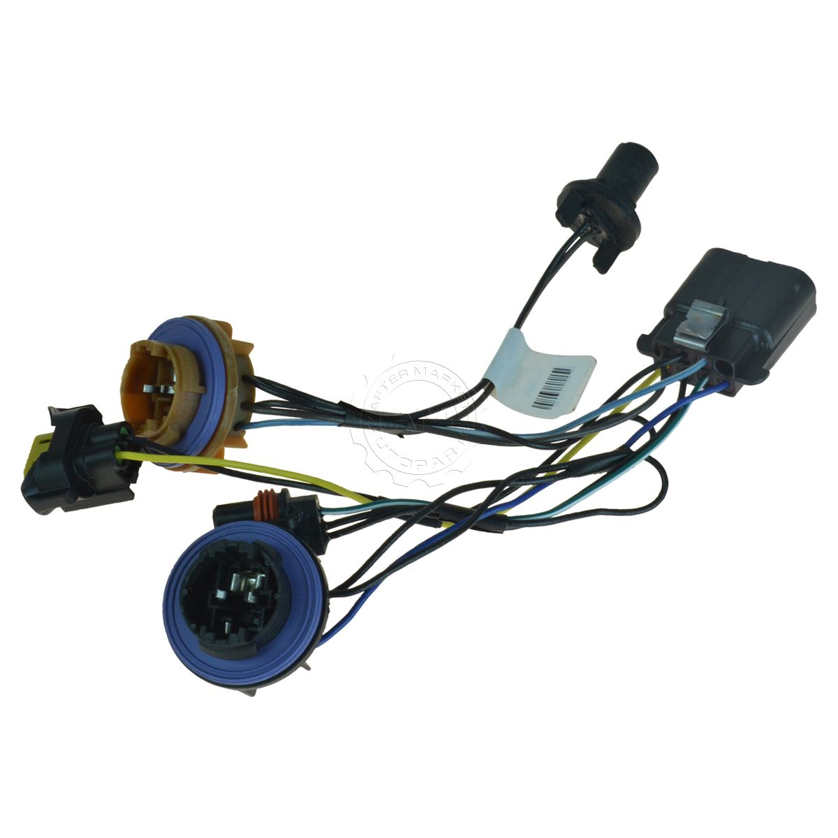 hight resolution of oem 15950809 headlight wiring harness left or right side lh rh for gm pickup suv