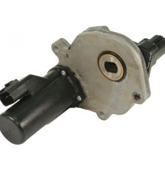 dorman transfer case shift motor actuator for ford f series super duty excursion [ 1200 x 1200 Pixel ]