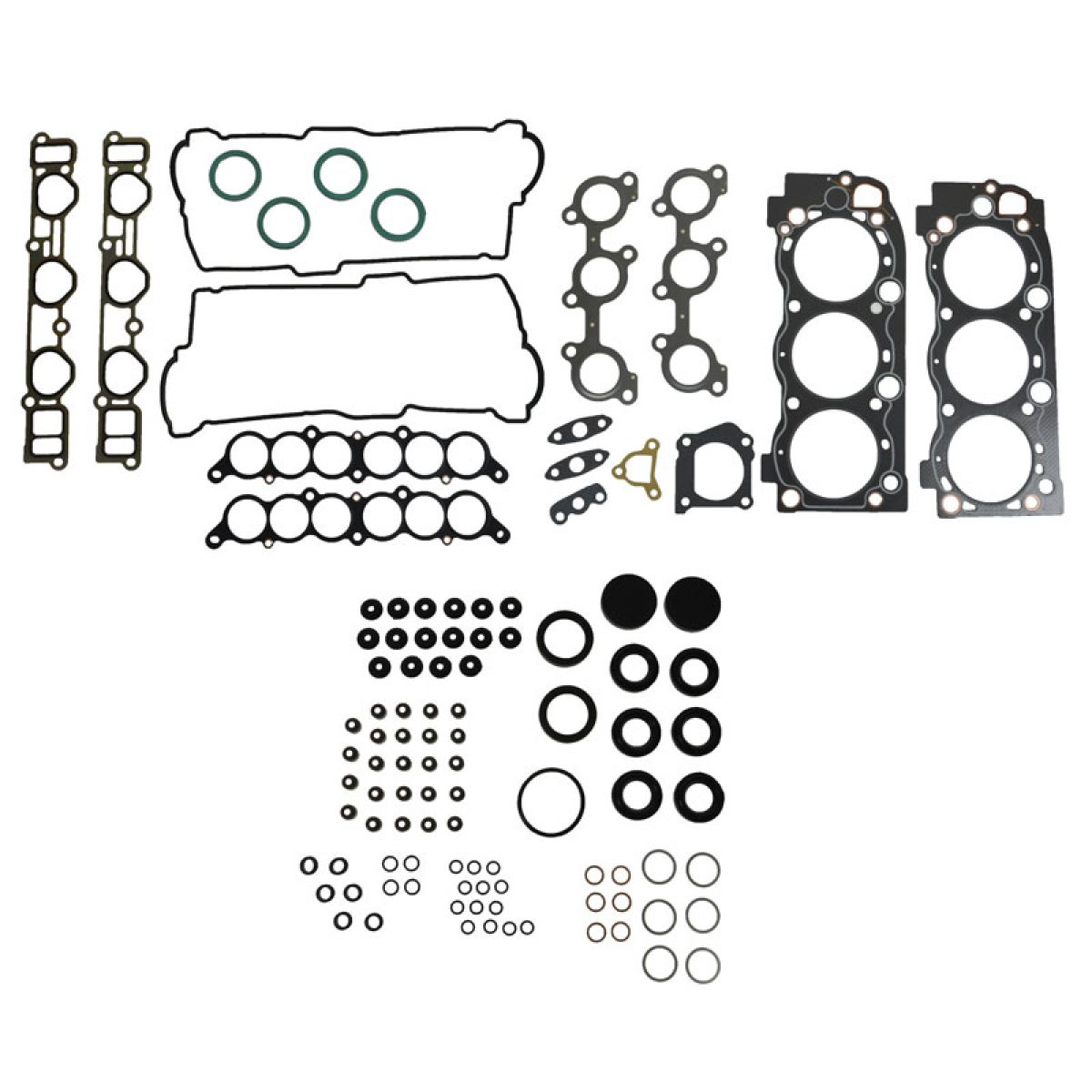 Engine Head Gasket Kit Set For Toyota 4runner Tacoma Tundra T100 Truck 3 4l V6