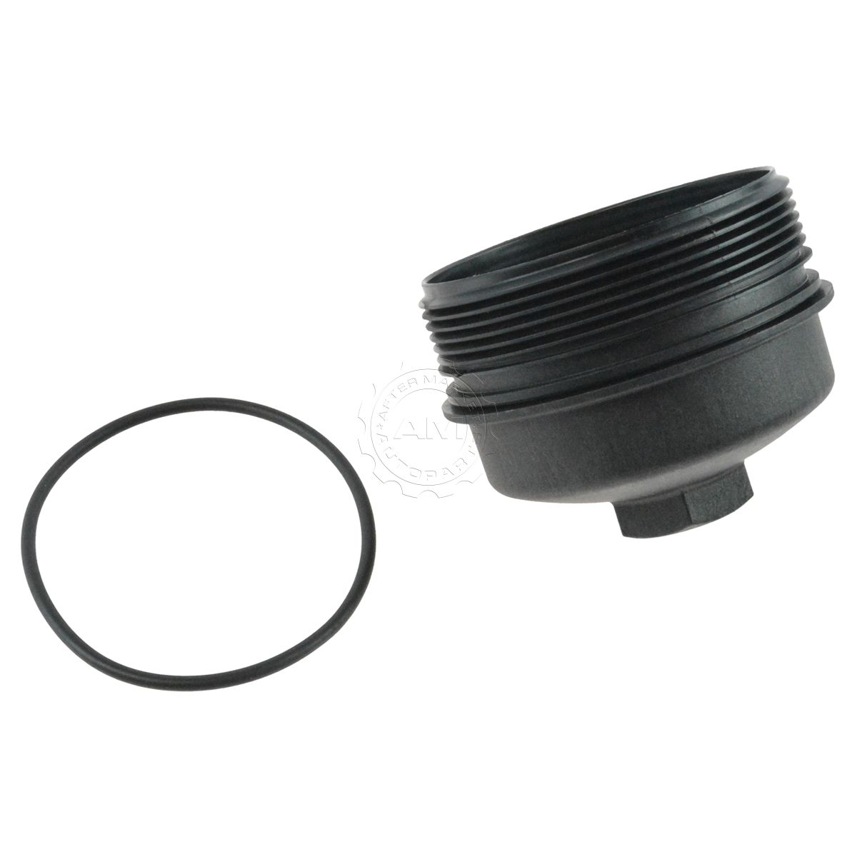 hight resolution of motorcraft ec781 oil filter cap for ford super duty 6 0l 6 4l powerstroke diesel