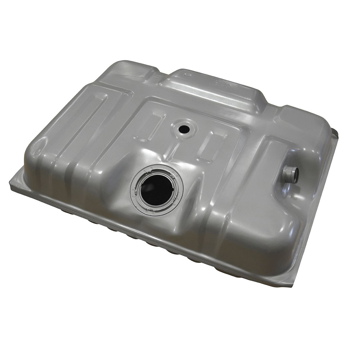 hight resolution of 18 gallon rear mount gas fuel tank for 90 96 ford f series pickup truck