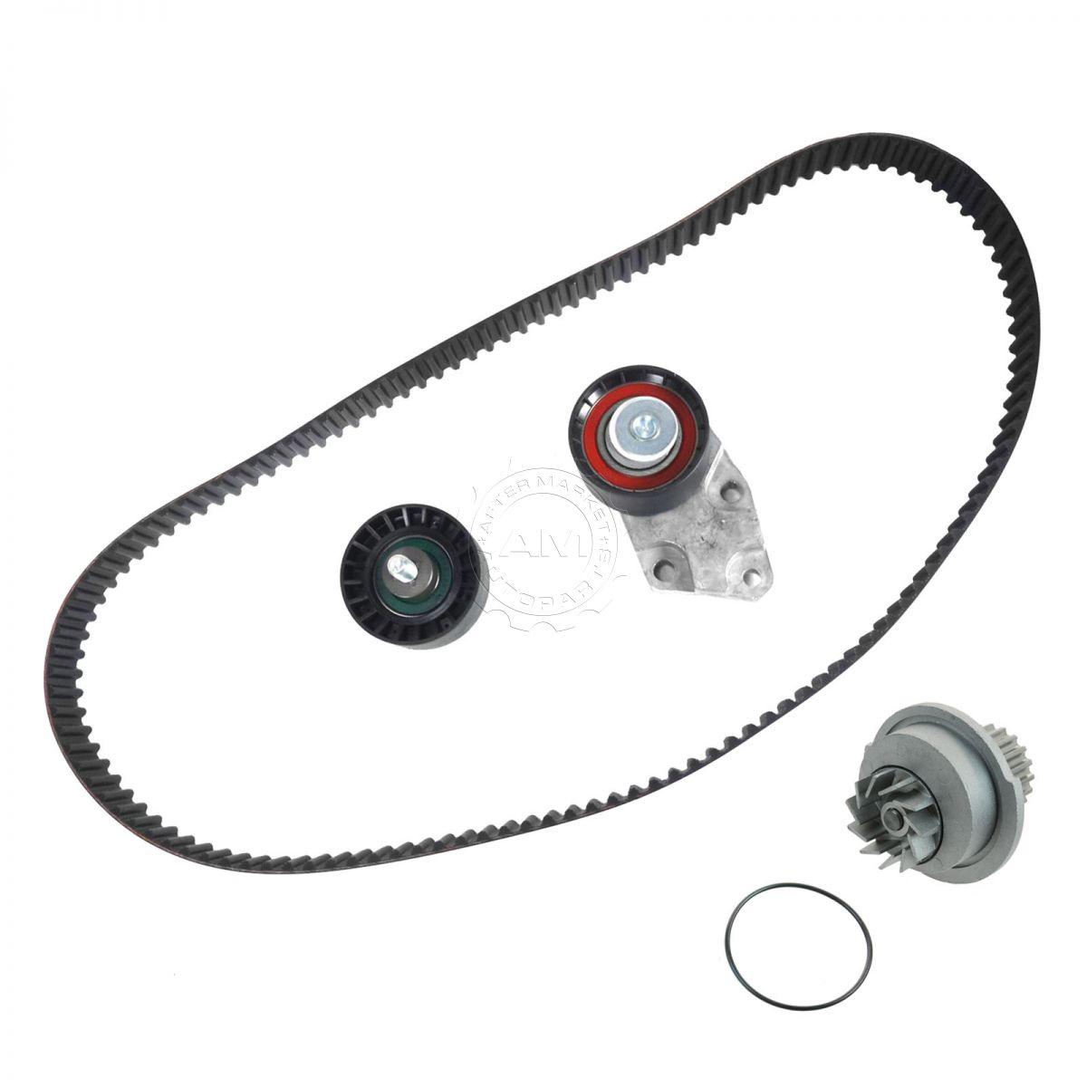 Timing Belt Amp Water Pump Set Kit For Chevy Aveo Aveo5 Pontiac Wave Suzuki Swift