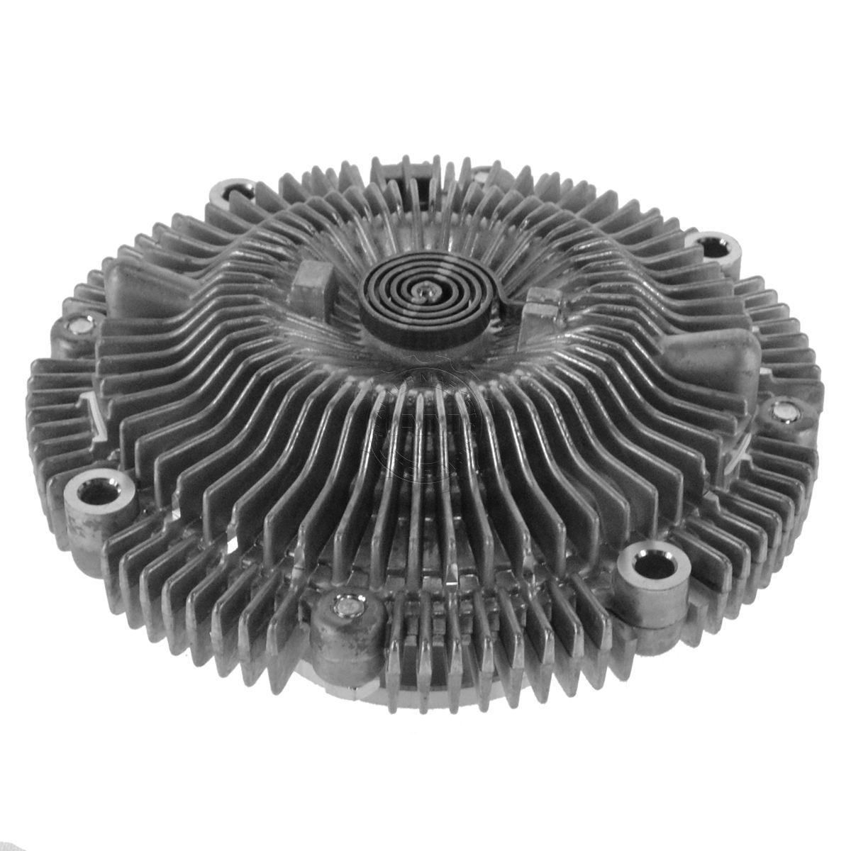 hight resolution of radiator cooling fan clutch for nissan frontier xterra pathfinder infiniti qx4