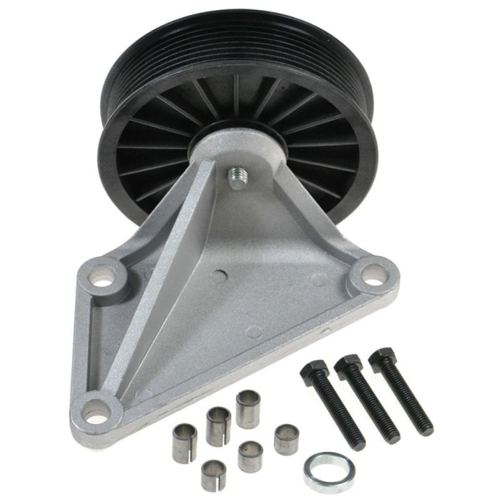 medium resolution of dorman a c bypass pulley for 93 97 ford f250 f350 e350 pickup truck
