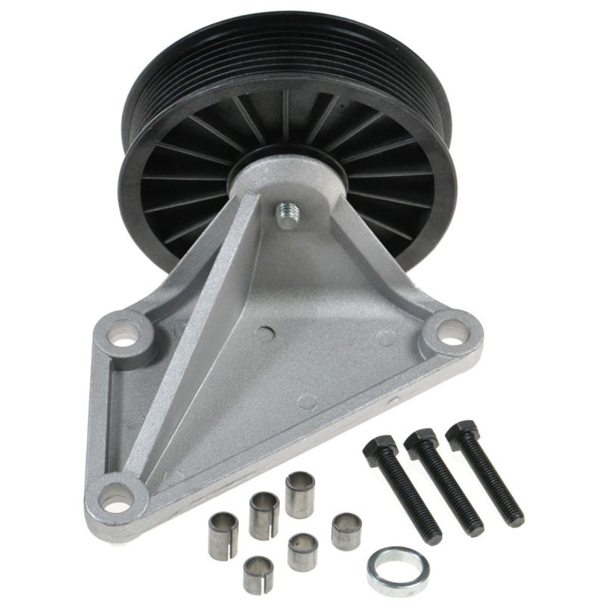 hight resolution of dorman a c bypass pulley for 93 97 ford f250 f350 e350 pickup truck