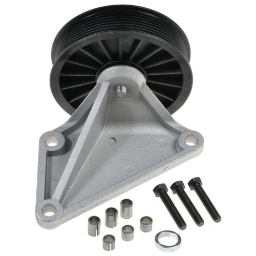 small resolution of dorman a c bypass pulley for 93 97 ford f250 f350 e350 pickup truck
