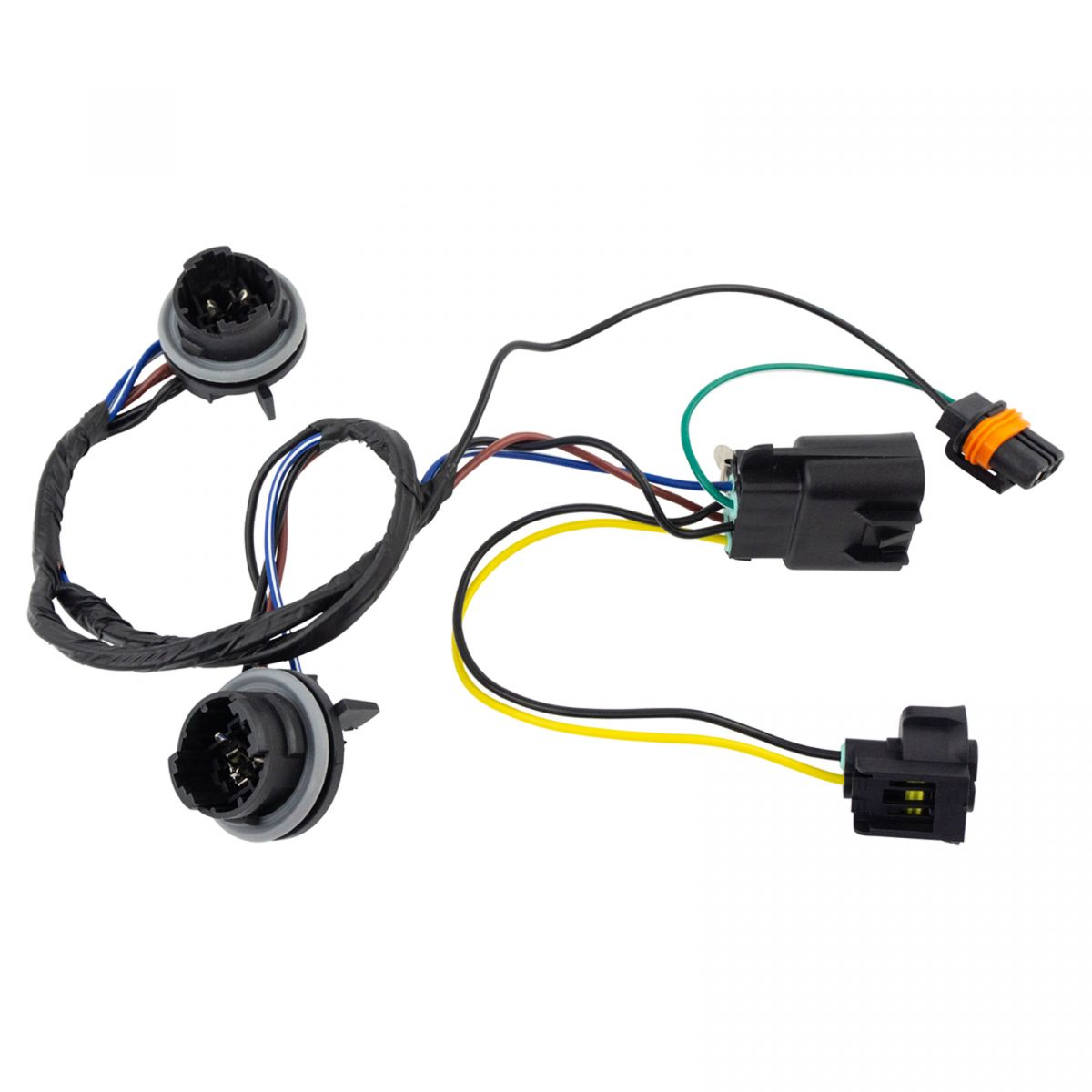 hight resolution of dorman 645 745 headlight lamp wiring harness lh or rh for chevy pickup truck new