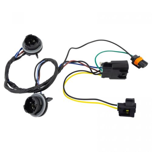 small resolution of dorman 645 745 headlight lamp wiring harness lh or rh for chevy pickup truck new