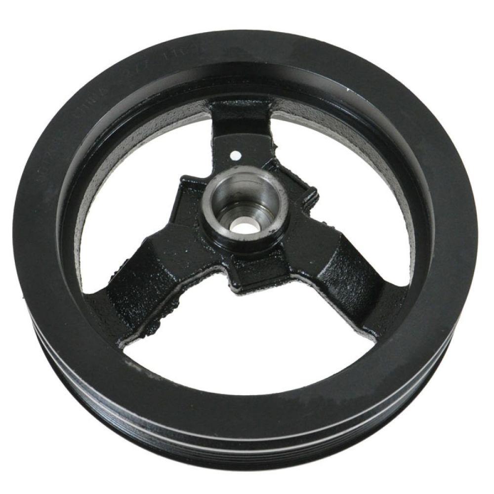 medium resolution of harmonic balancer crankshaft pulley for chrysler dodge intrepid plymouth v6