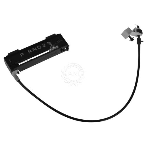 small resolution of oem instrument cluster shift indicator display w cable assembly for ford ranger
