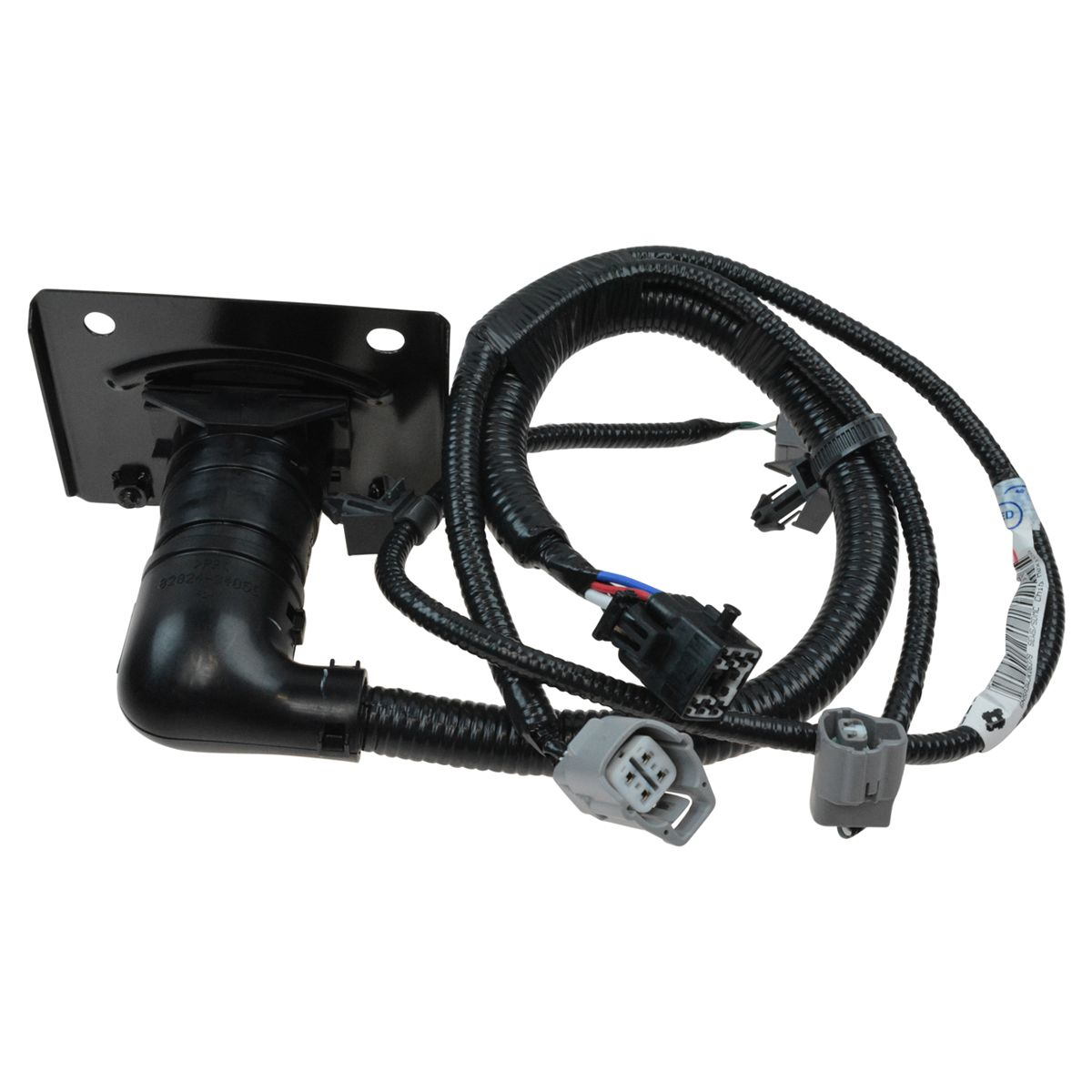 hight resolution of oem trailer tow hitch wiring harness 7 pin connector for toyota tacoma brand new