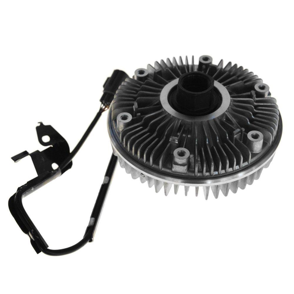 medium resolution of electric radiator cooling fan clutch for 04 09 dodge truck ram cummins diesel