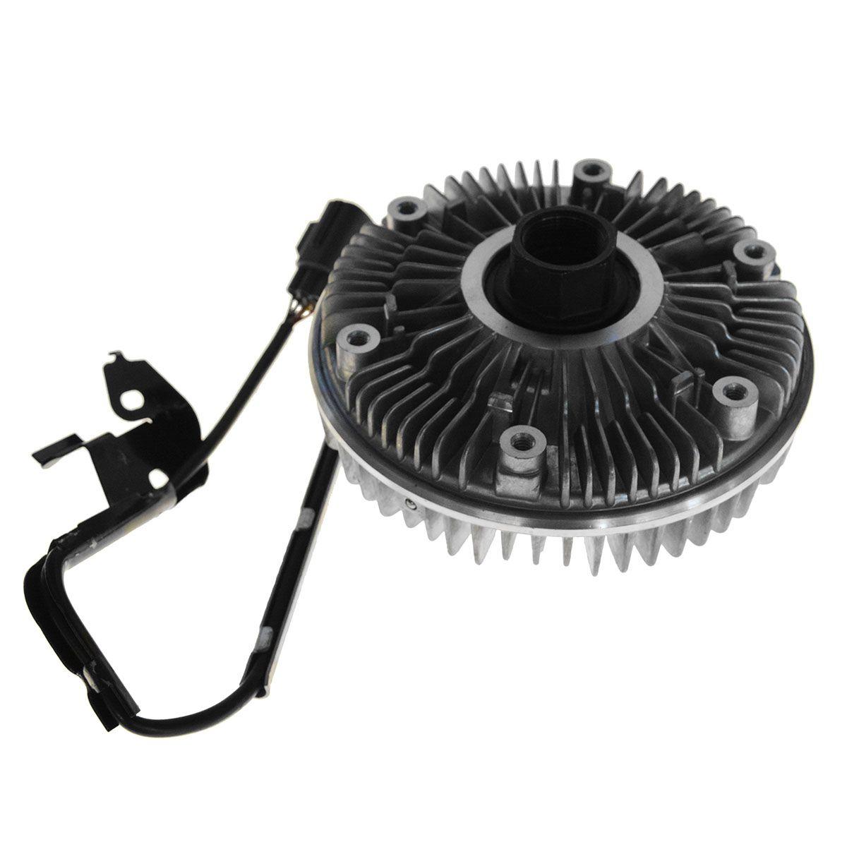 hight resolution of electric radiator cooling fan clutch for 04 09 dodge truck ram cummins diesel
