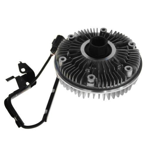 small resolution of electric radiator cooling fan clutch for 04 09 dodge truck ram cummins diesel