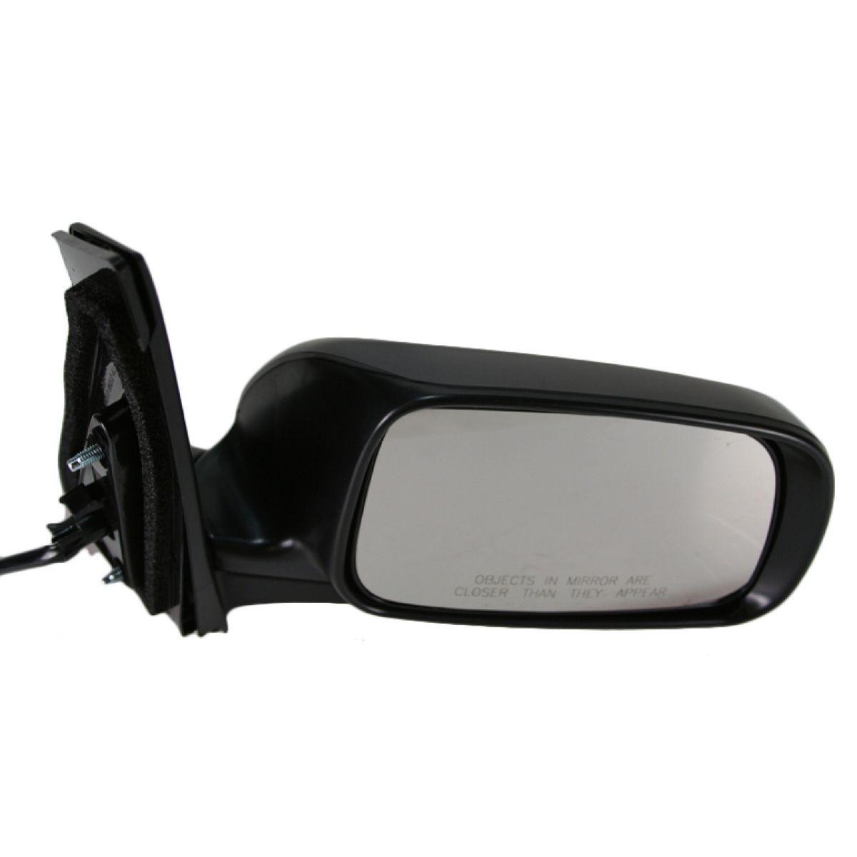 Power Side View Mirror Glass Housing Heated 04 10 Toyota Sienna Ebay