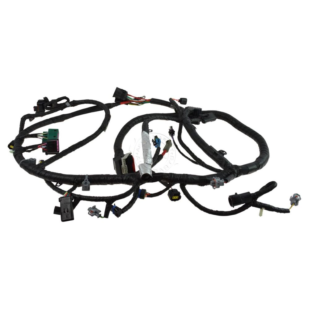medium resolution of oem diesel engine wiring harness for 04 ford f250 f350 f450 04 05 excursion 6 0