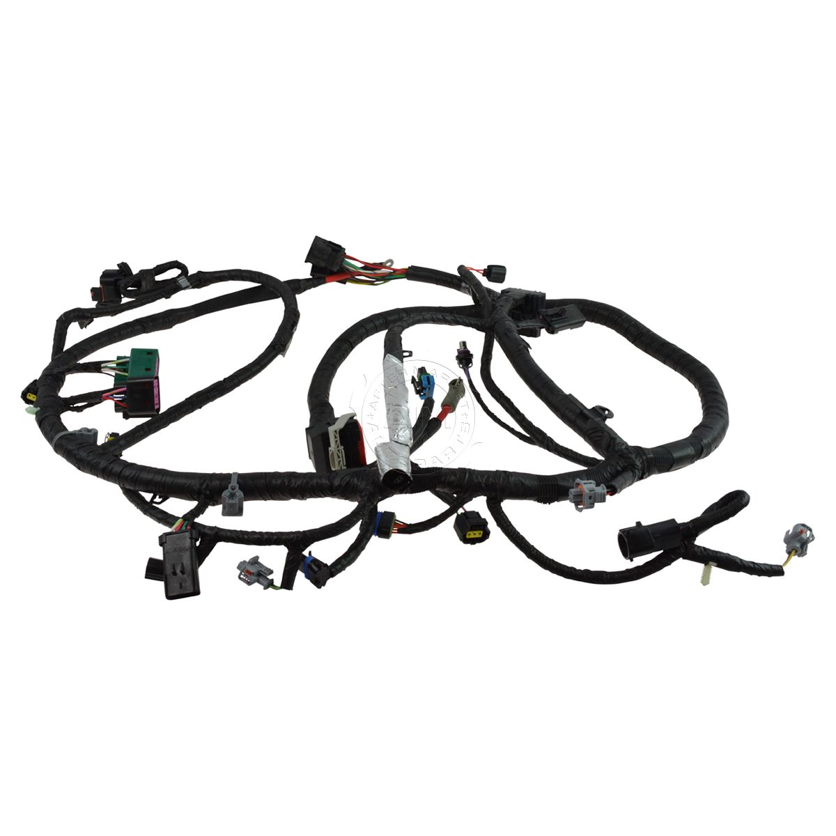 hight resolution of oem diesel engine wiring harness for 04 ford f250 f350 f450 04 05 excursion 6 0