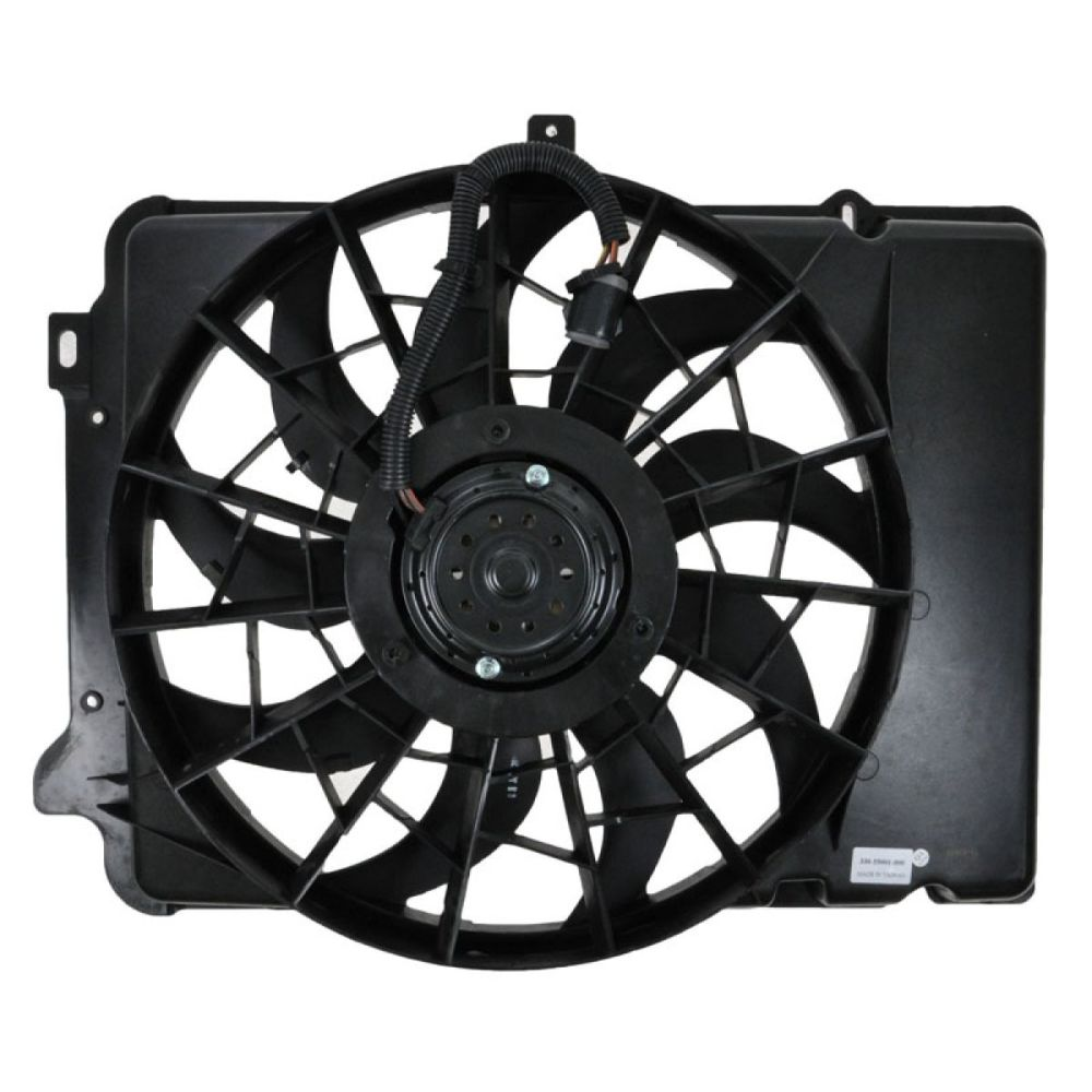 medium resolution of radiator cooling fan assembly for ford taurus sable continental