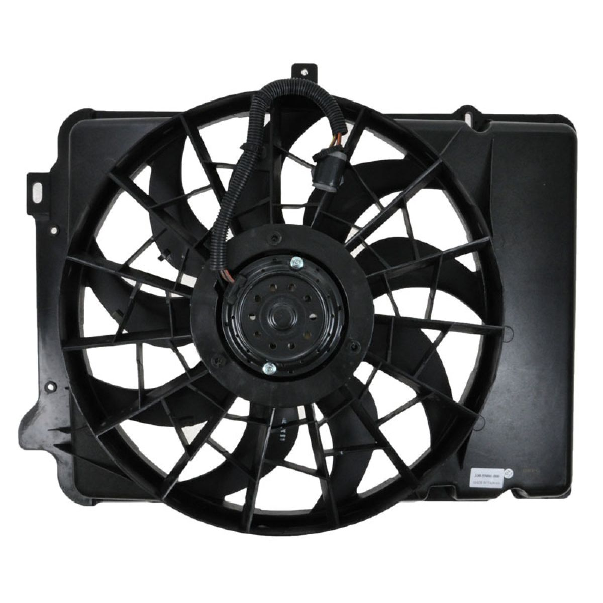 hight resolution of radiator cooling fan assembly for ford taurus sable continental