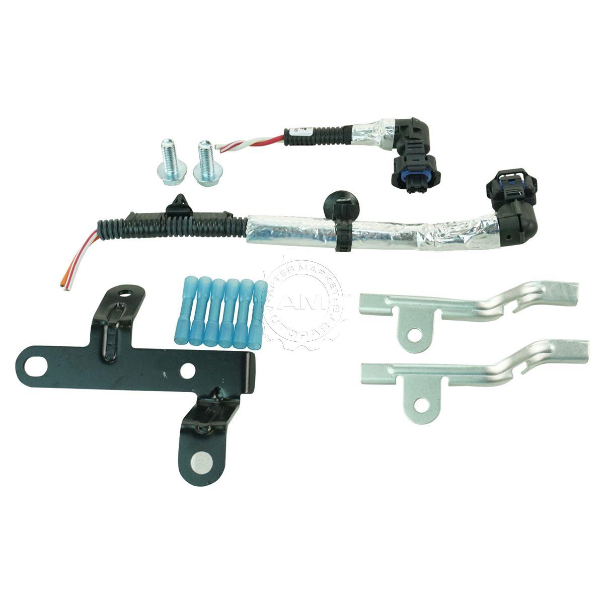 hight resolution of dorman fuel injector wiring harness repair kit updated design for duramax diesel