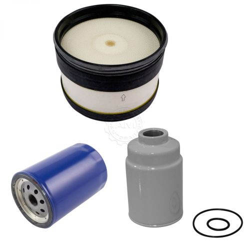 small resolution of ac delco air oil fuel filter set of 3 for chevy gmc 6 6l duramax turbo