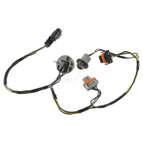 small resolution of oem 15930264 headlight wiring harness lh or rh side for 08 12 chevy malibu new