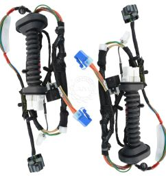 oem 56051694aa rear door electrical wiring harness lh lh pair for ram pickup [ 1200 x 1200 Pixel ]