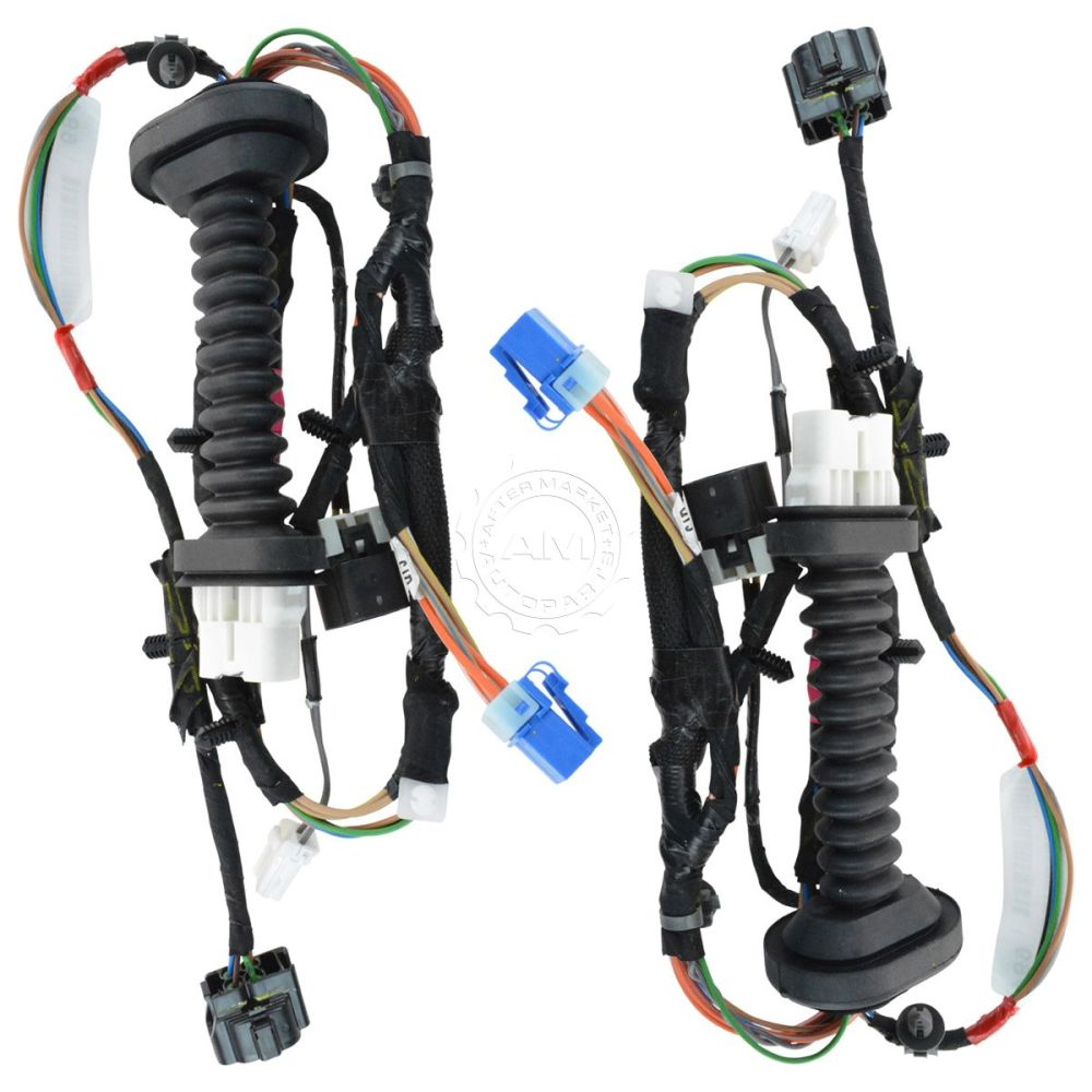 medium resolution of oem 56051694aa rear door electrical wiring harness lh lh pair for ram pickup