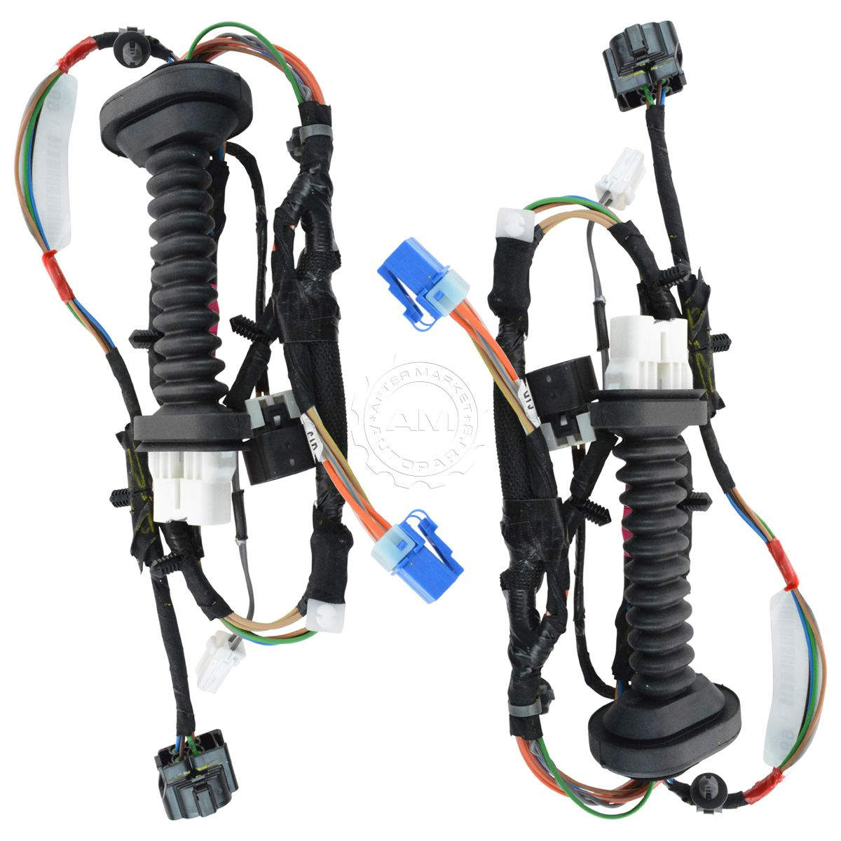 hight resolution of oem 56051694aa rear door electrical wiring harness lh lh pair for ram pickup