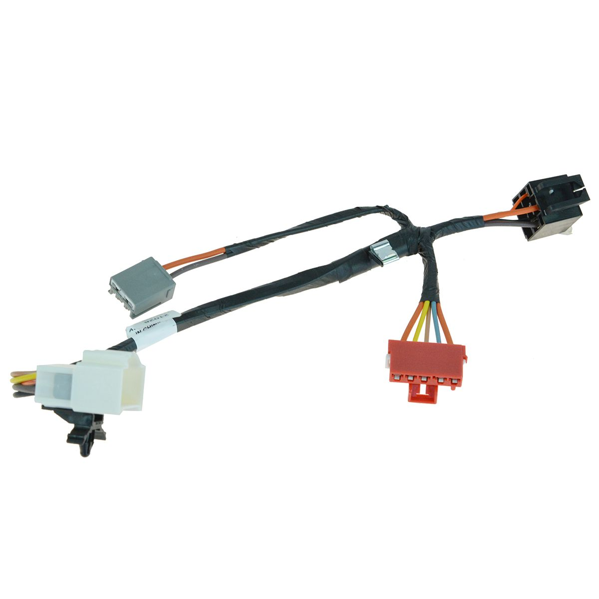 hight resolution of oem blower motor resistor wiring harness pigtail connector for h3 solstice sky