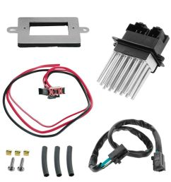heater blower motor resistor w atc for 99 04 jeep cherokee grand [ 1200 x 1200 Pixel ]