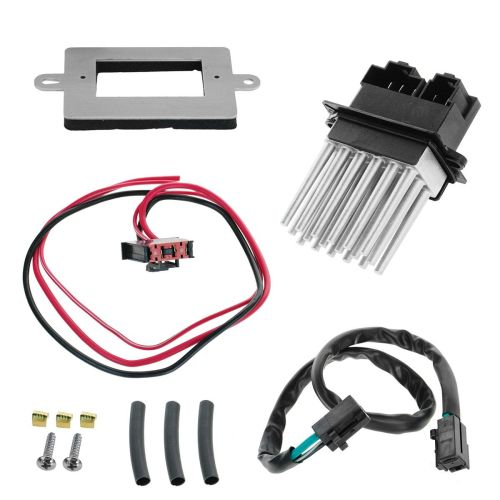 small resolution of heater blower motor resistor w atc for 99 04 jeep cherokee grand