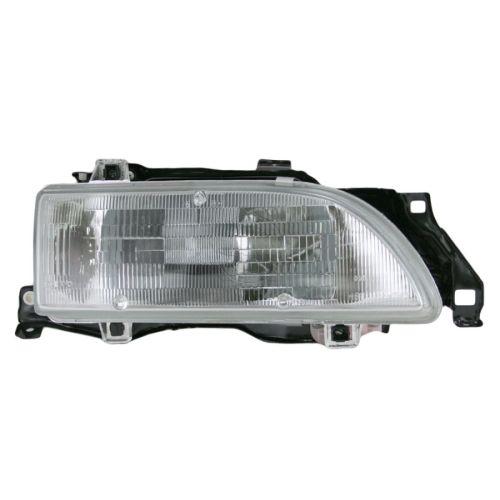 small resolution of headlight headlamp passenger side right rh new for 89 92 geo prizm