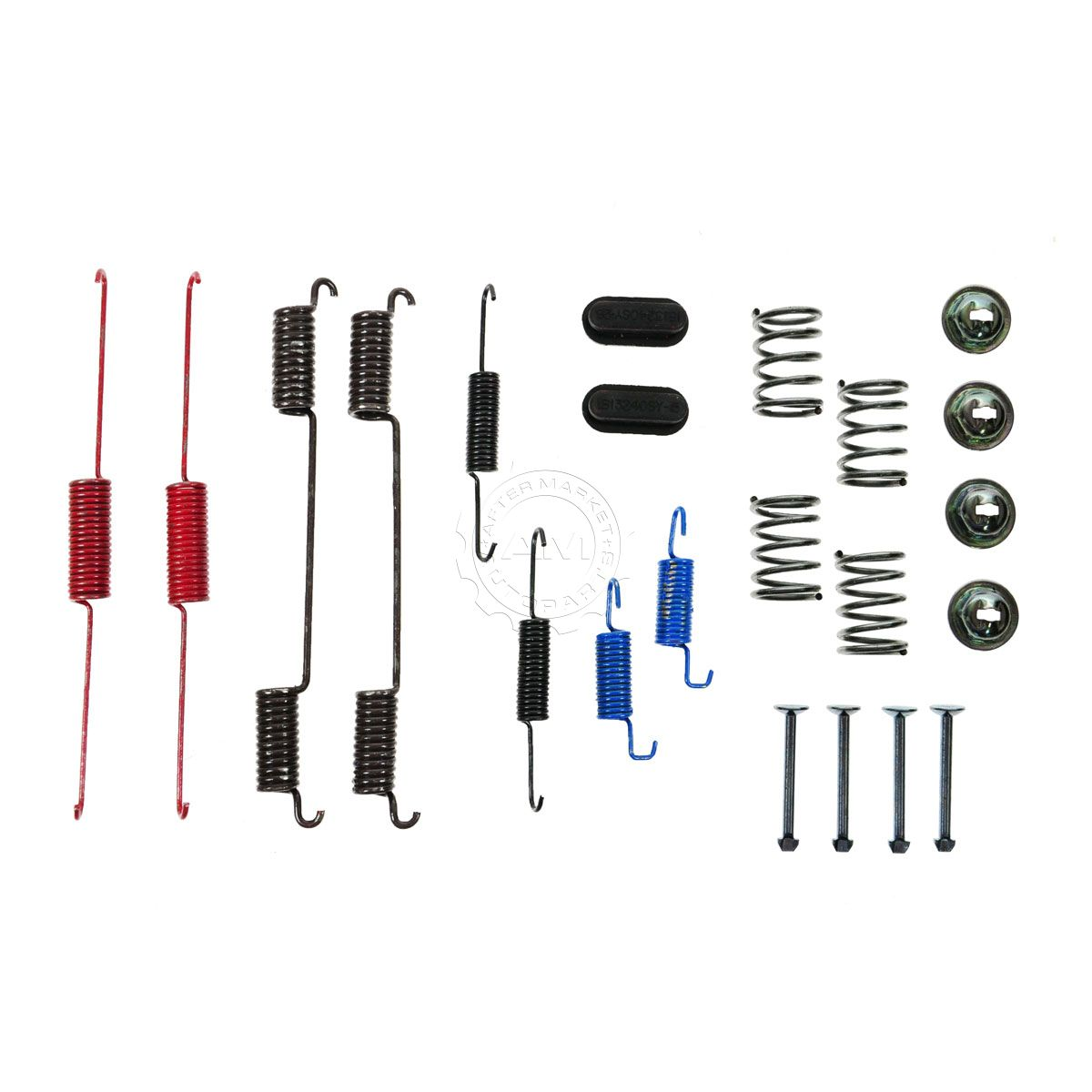 Drum Brake Hardware Kit Rear For Chrysler Dodge Plymouth