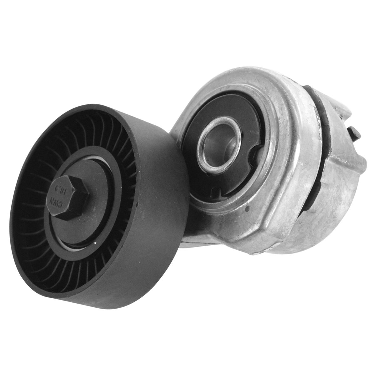 hight resolution of serpentine belt tensioner for ford taurus ranger mazda mercury sable v6 3 0l