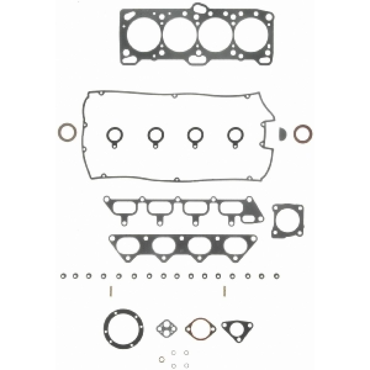 Engine Head Gasket Set For Eclipse Talon 2 0l Turbo 4g63