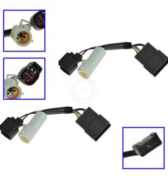 mirrors power heated upgrade harness adapter lh rh pair set for 00 01 excursion [ 1200 x 1200 Pixel ]