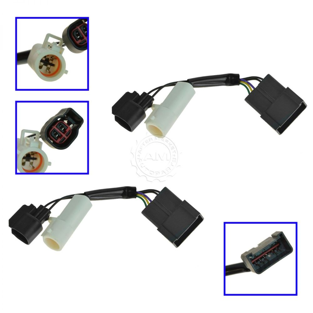 medium resolution of mirrors power heated upgrade harness adapter lh rh pair set for 00 01 excursion