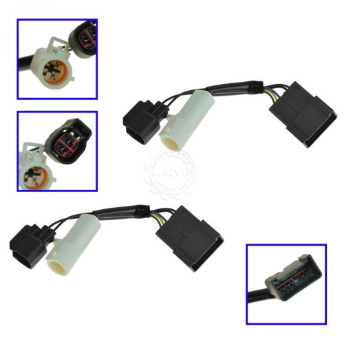 small resolution of mirrors power heated upgrade harness adapter lh rh pair set for 00 01 excursion