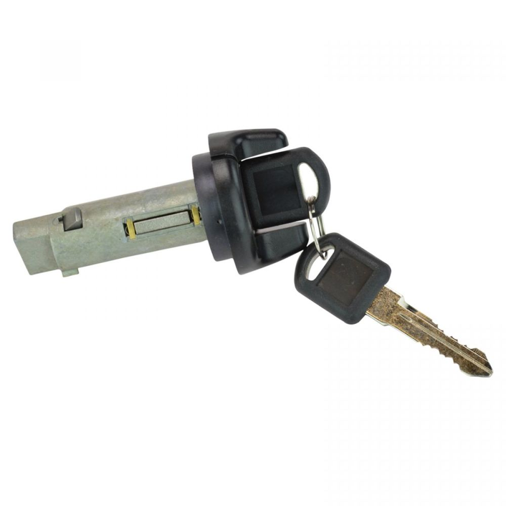 medium resolution of ignition lock cylinder with key for chevy gmc automatic transmission