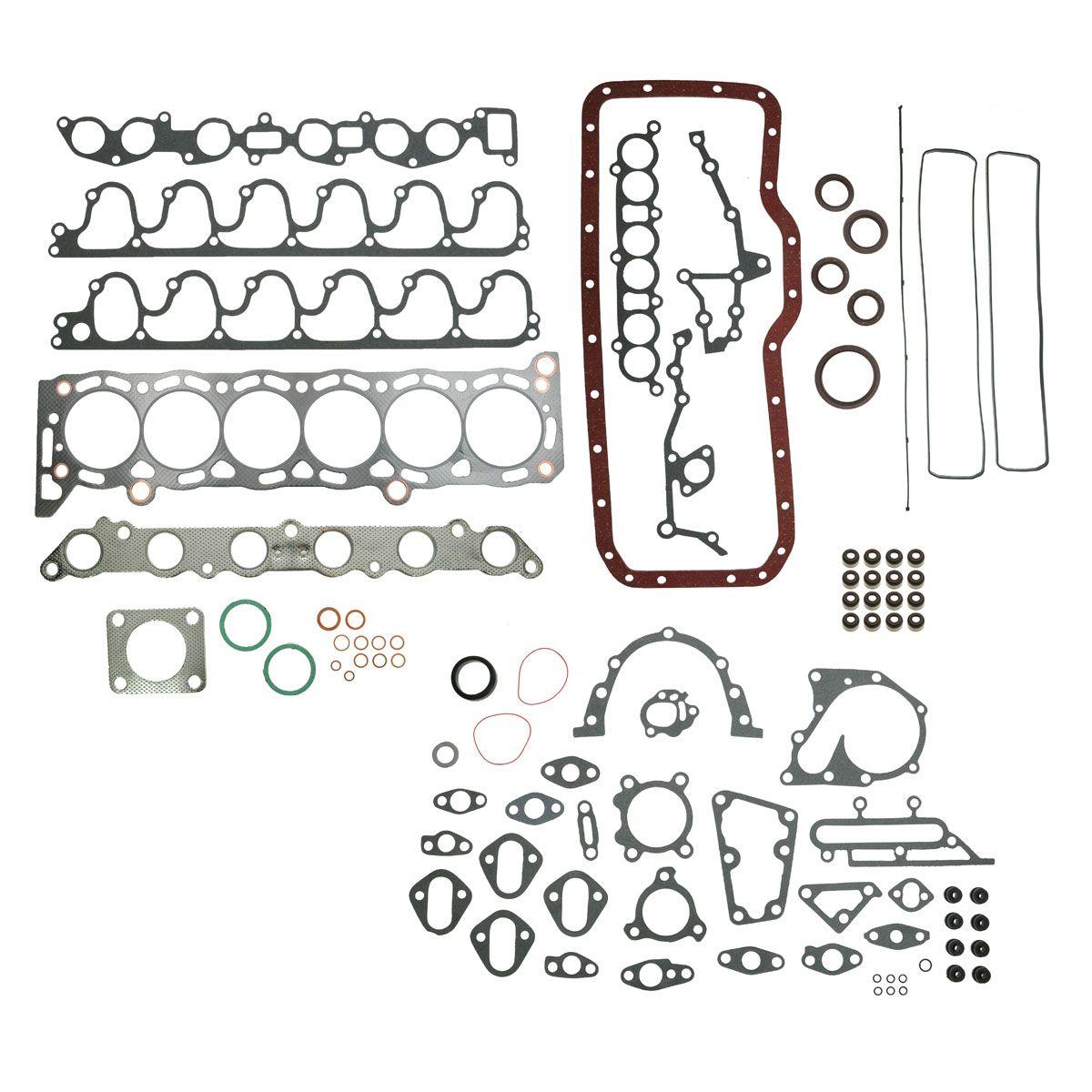 Complete Engine Head Manifold Gasket Set 5mge For Toyota