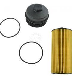 motorcraft oil filter cap for super duty 6 0l 6 4l powerstroke diesel [ 1200 x 1200 Pixel ]