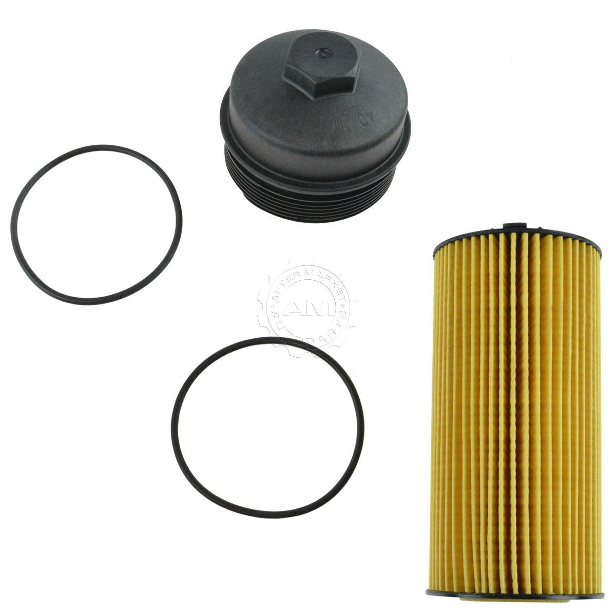 hight resolution of motorcraft oil filter cap for super duty 6 0l 6 4l powerstroke diesel
