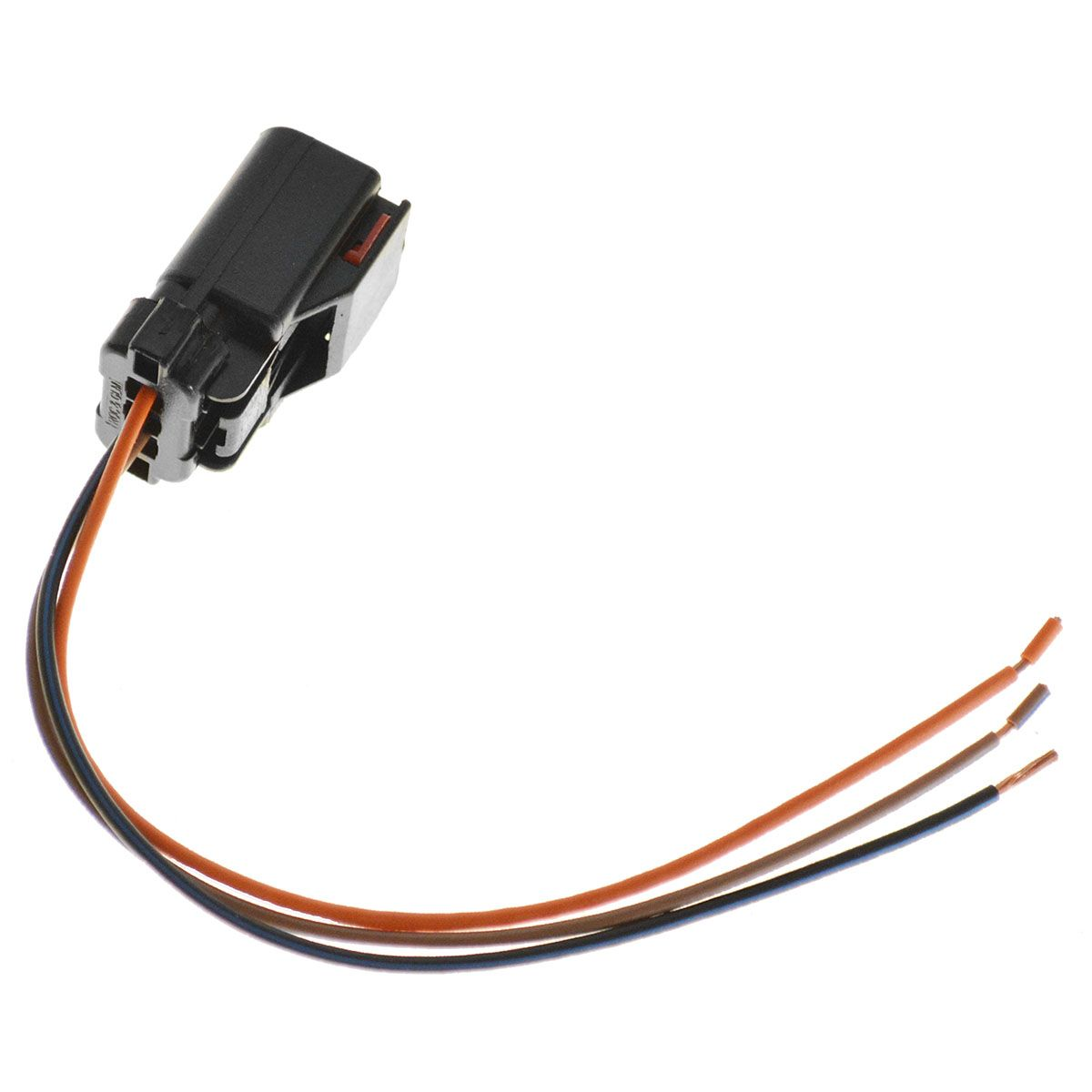 hight resolution of wiring connector pigtail harness 3 terminal pin for chrysler dodge mitsubishi