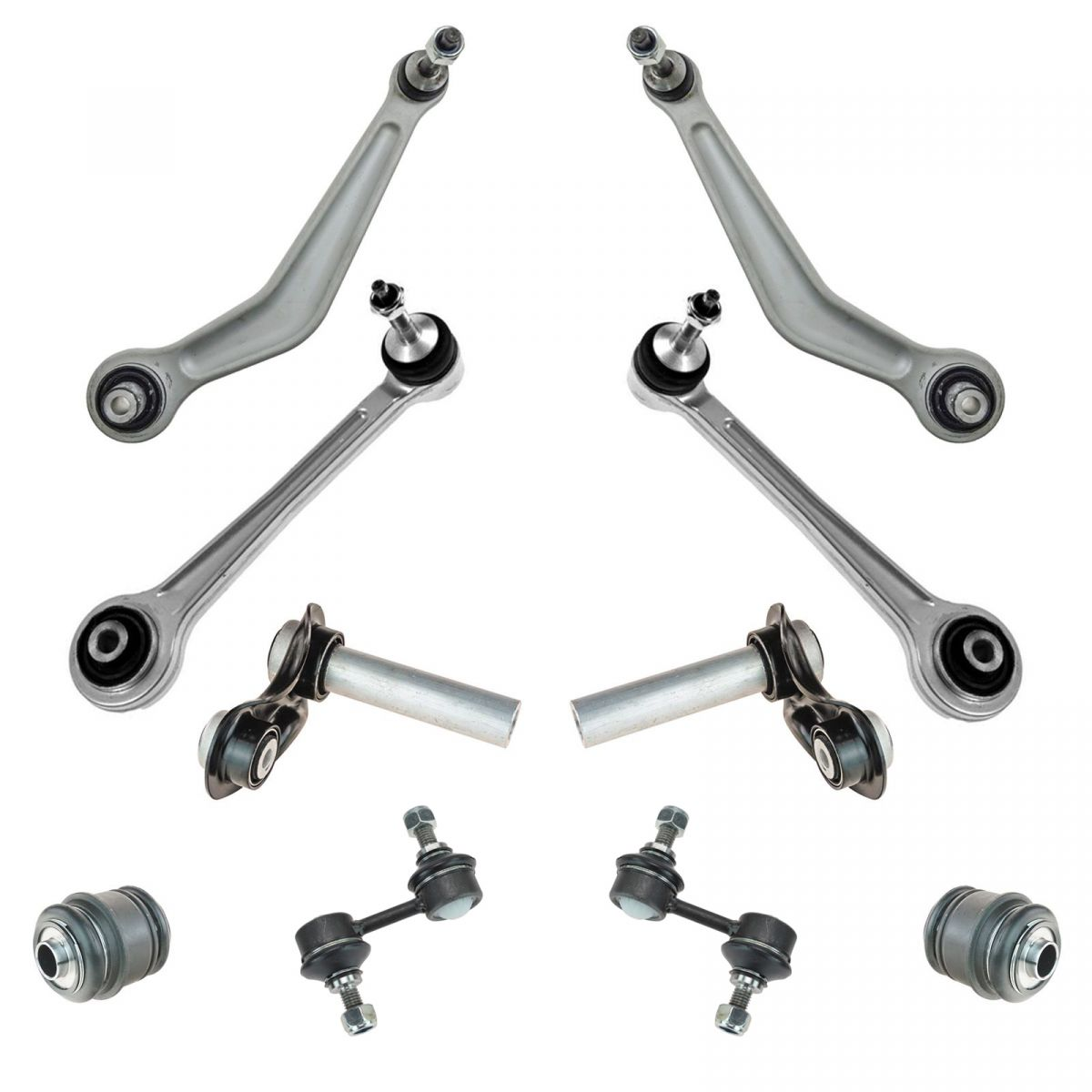 Rear Control Arms Ball Joints Sway Suspension Kit for BMW