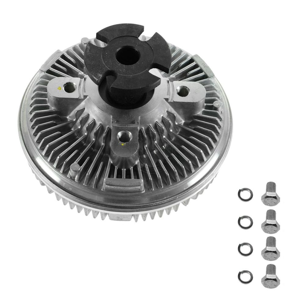 medium resolution of heavy duty radiator cooling fan clutch for chevy gmc pickup truck astro blazer